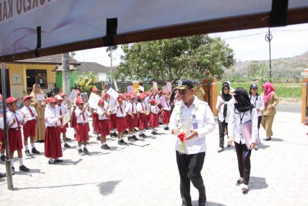 Dua SD Negeri di Desa Margomulyo ikut Supervisi P4GN